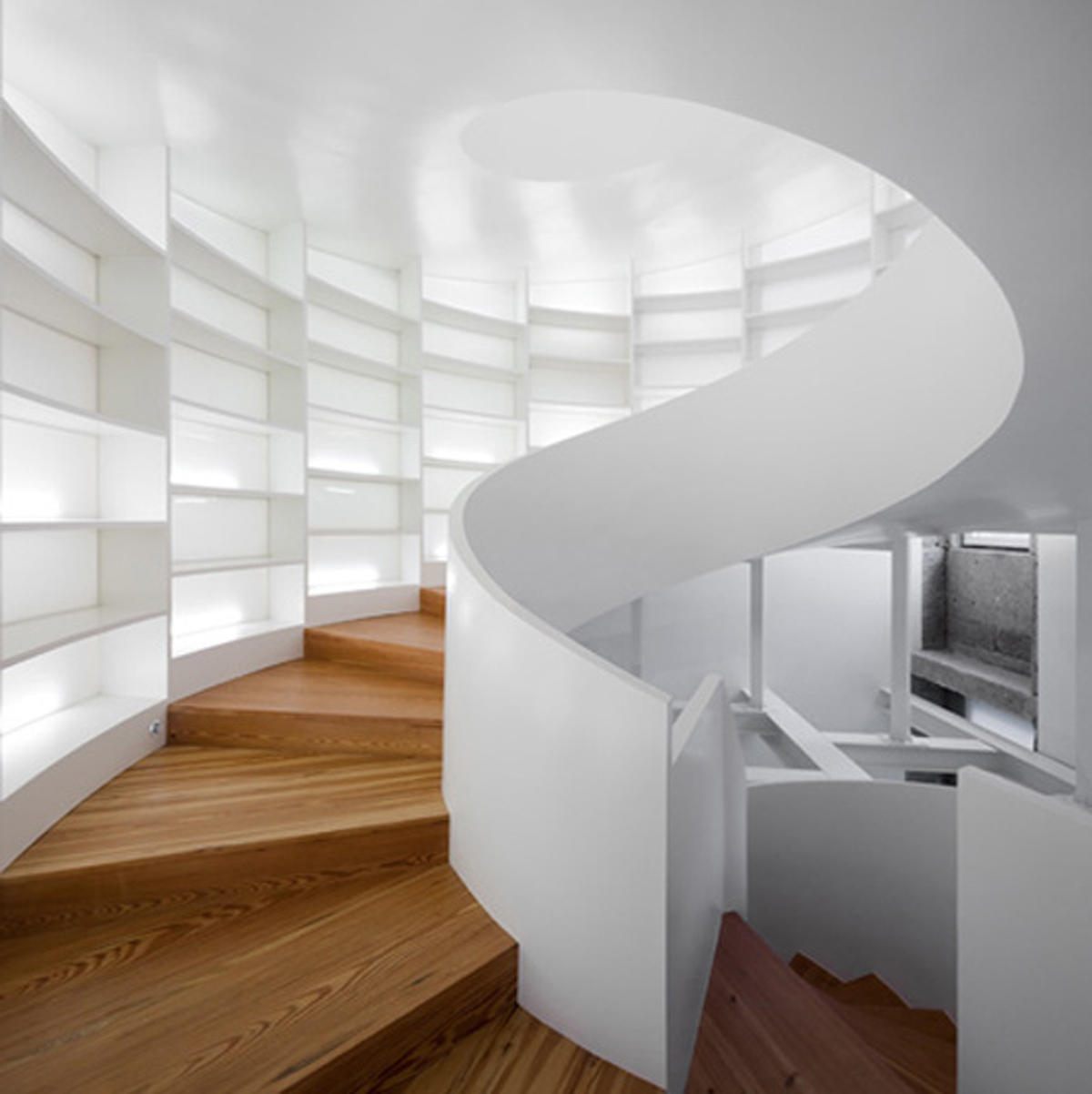 20 stunningly designed staircases 1