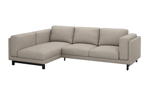 Nockeby Sofa from Ikea