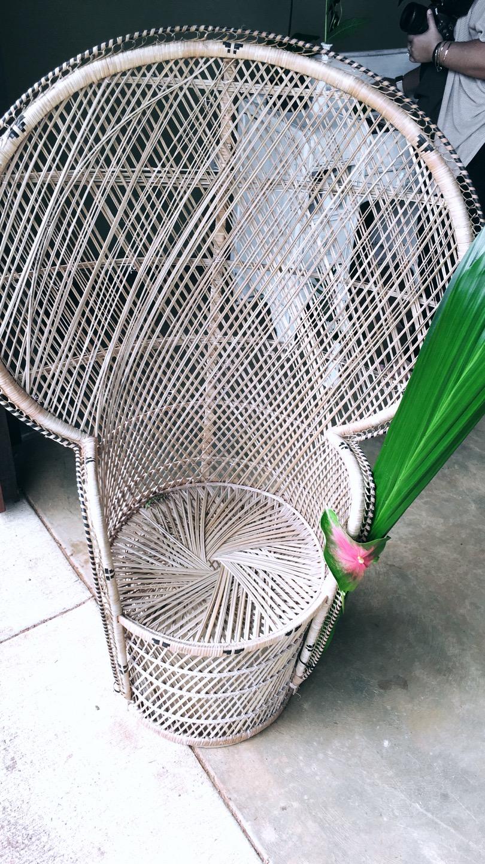 vintage peacock chair twin bed kawaii designs hawaii