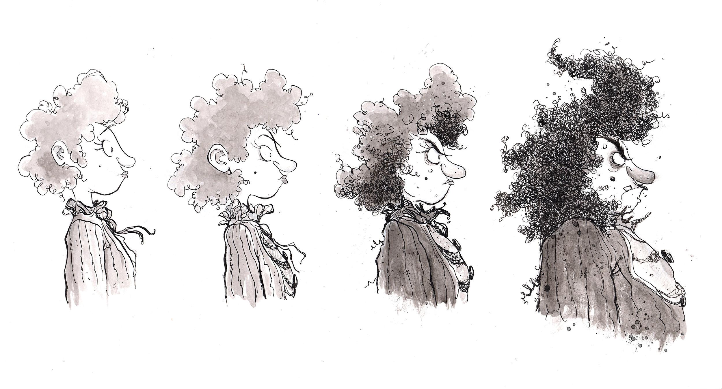 artistic ramblings, cartooning and design*art of scott brown