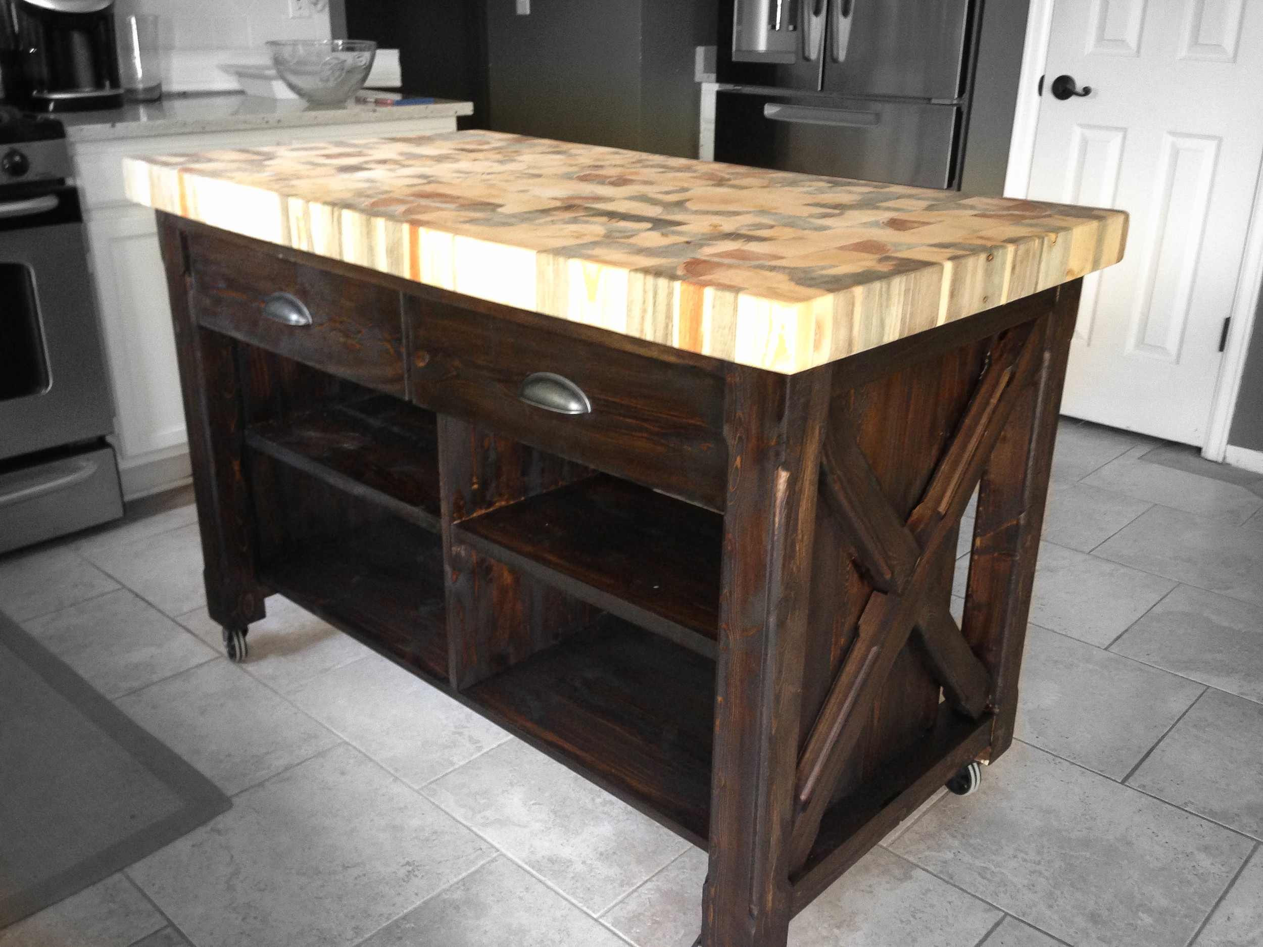 island tables for kitchen american standard country sink the tabor double drawer colorado