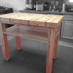 Kitchen Workbench Remodeling Ideas On A Budget The Sadler Island Colorado Tables No Drawer Style