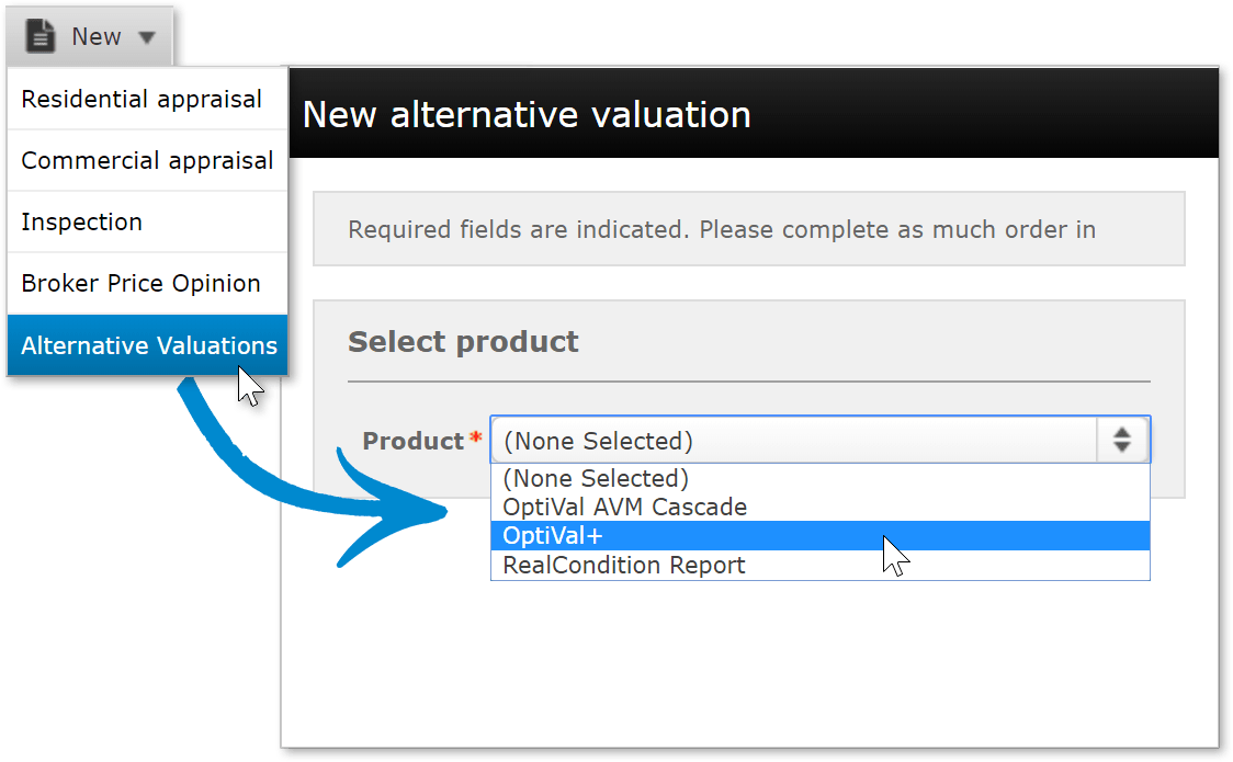 New alternative valuations options now available in Mercury ...
