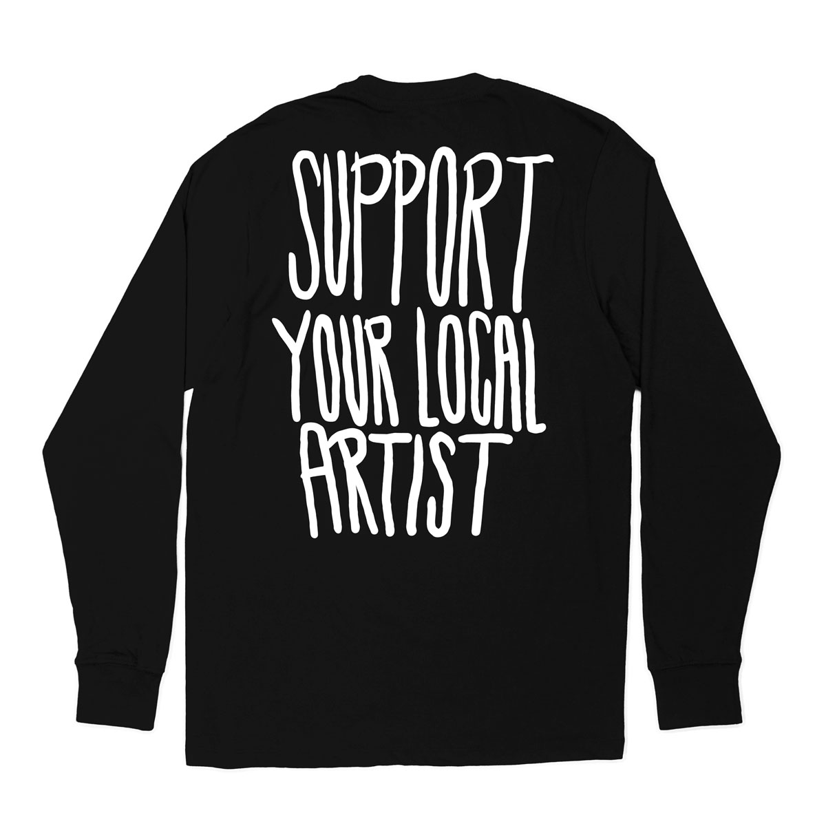 local artist long sleeve