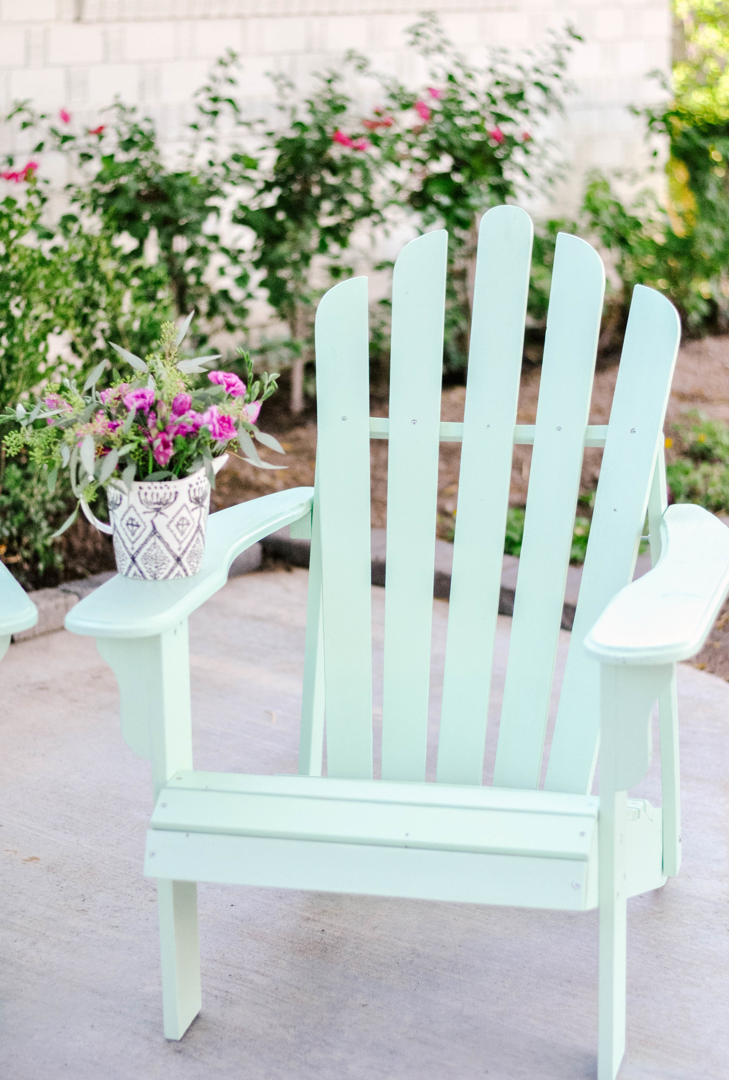 paint for adirondack chairs black leather arm chair diy painted love and specs