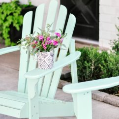 Paint For Adirondack Chairs Heavy Duty Chair Casters Diy Painted Love And Specs
