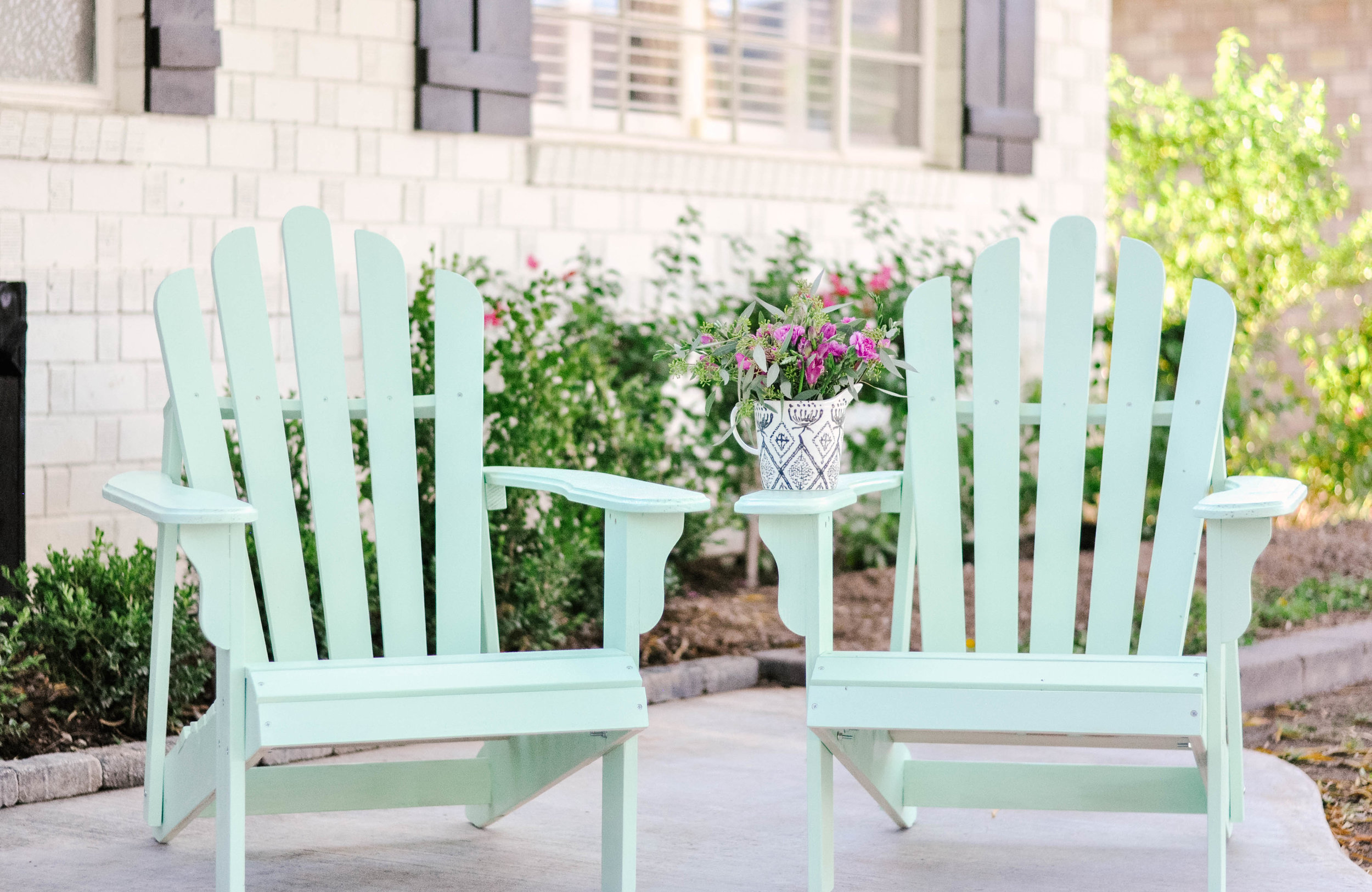 painted adirondack chairs wheelchair automatic diy love and specs aug 14