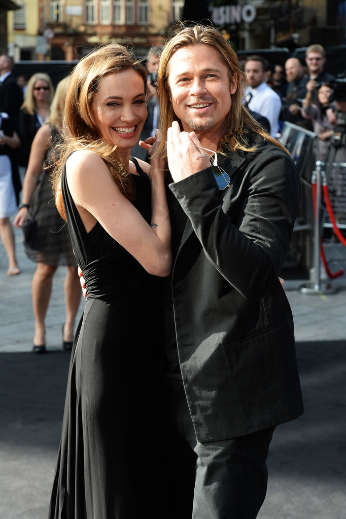 Brangelina is Back! #Brangelina — GAZETTE DU BON TON