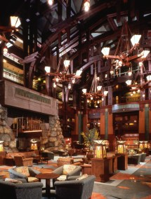 Grand Californian Hotel 4240 Architecture