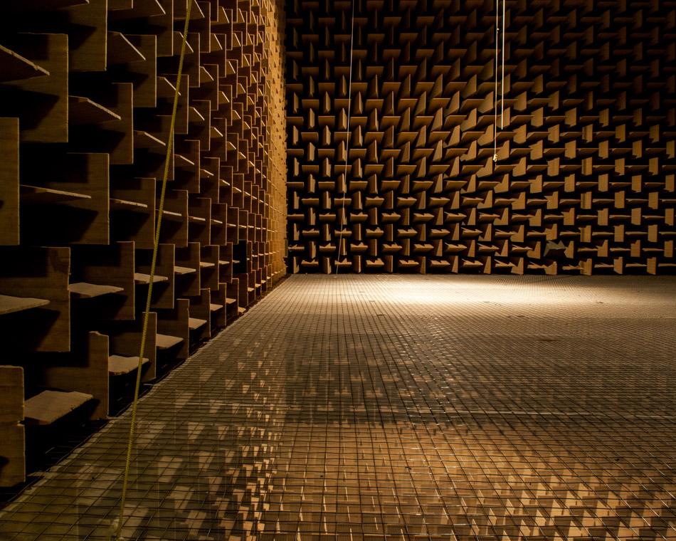 The Audio Chambers of DTU Denmark  Alastair Philip Wiper