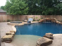 Mont Belvieu  Backyard Amenities | Houston Pool Builder ...