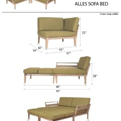 Axel Bloom Sofa Sleeper Cover Sofas Alles German Adjustable Bed
