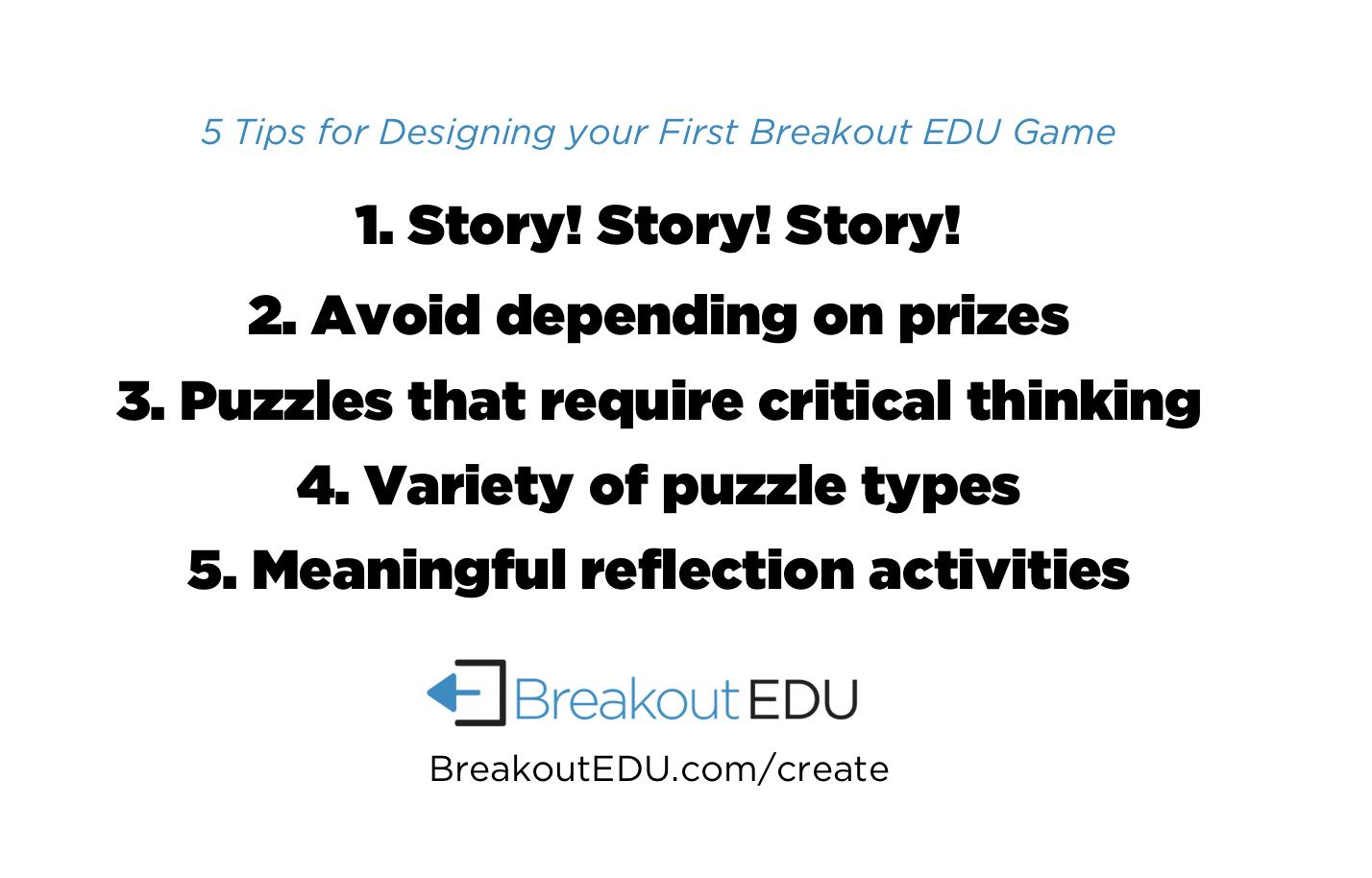 Blog — Breakout EDU