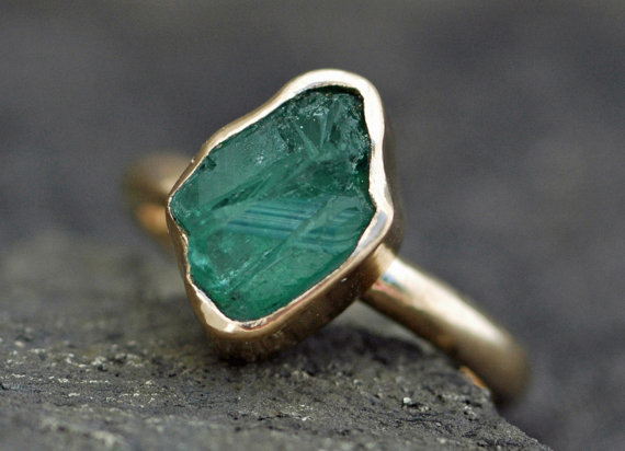 20 Top Engagement Rings From Etsy The Bohemian Wedding