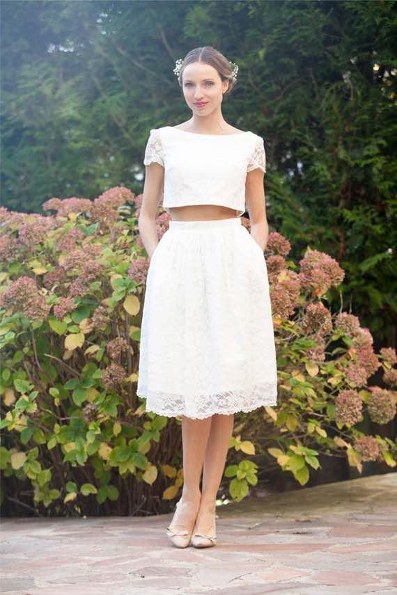 Affordable Etsy Boho Wedding Dresses Under 1000 The