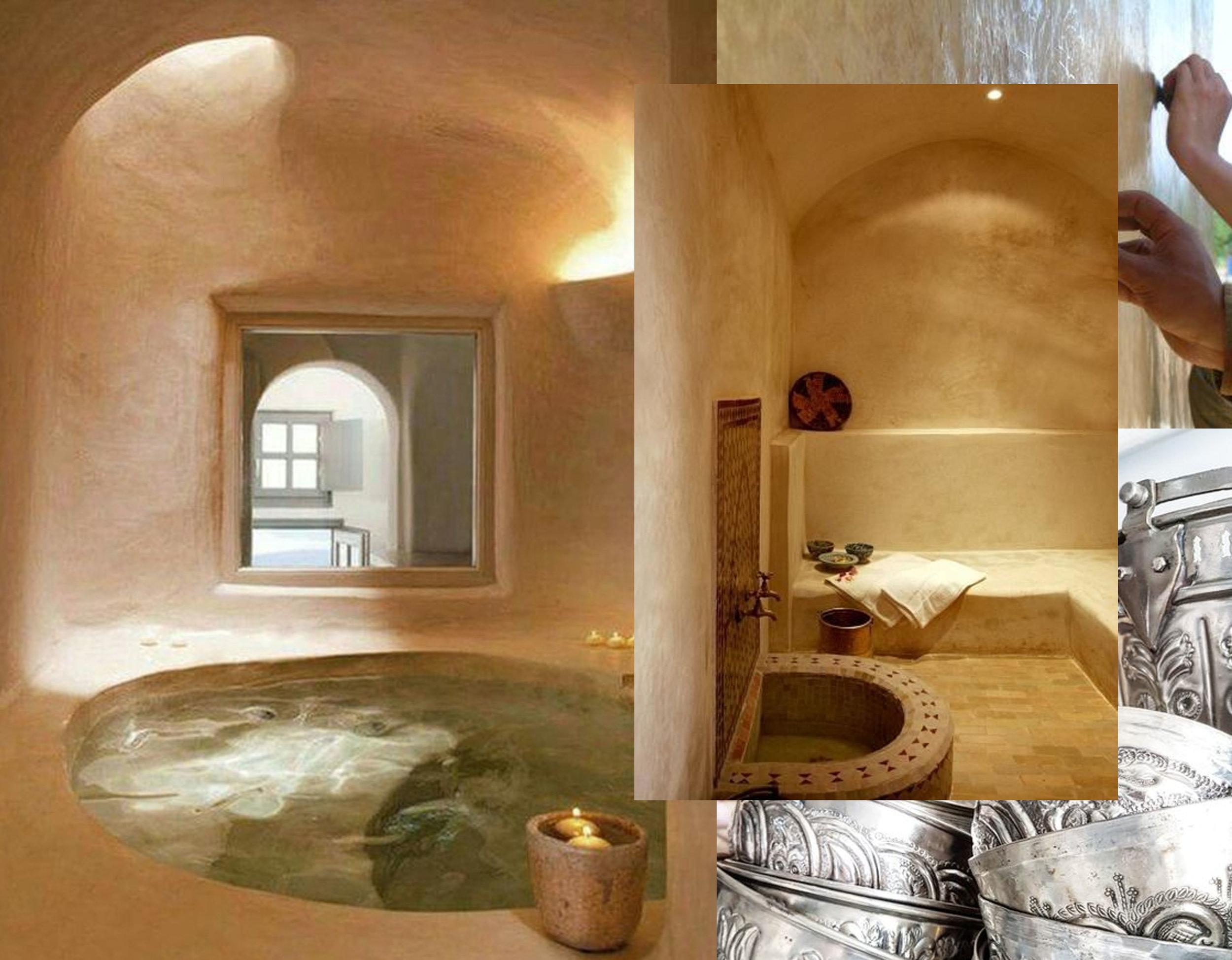 Sample Room Tadelakt  Martine Claessens