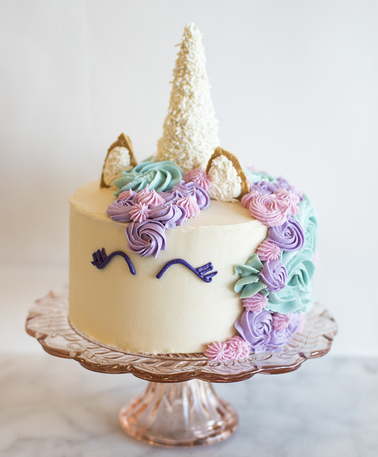 Unicorn Cake  ColorKitchen