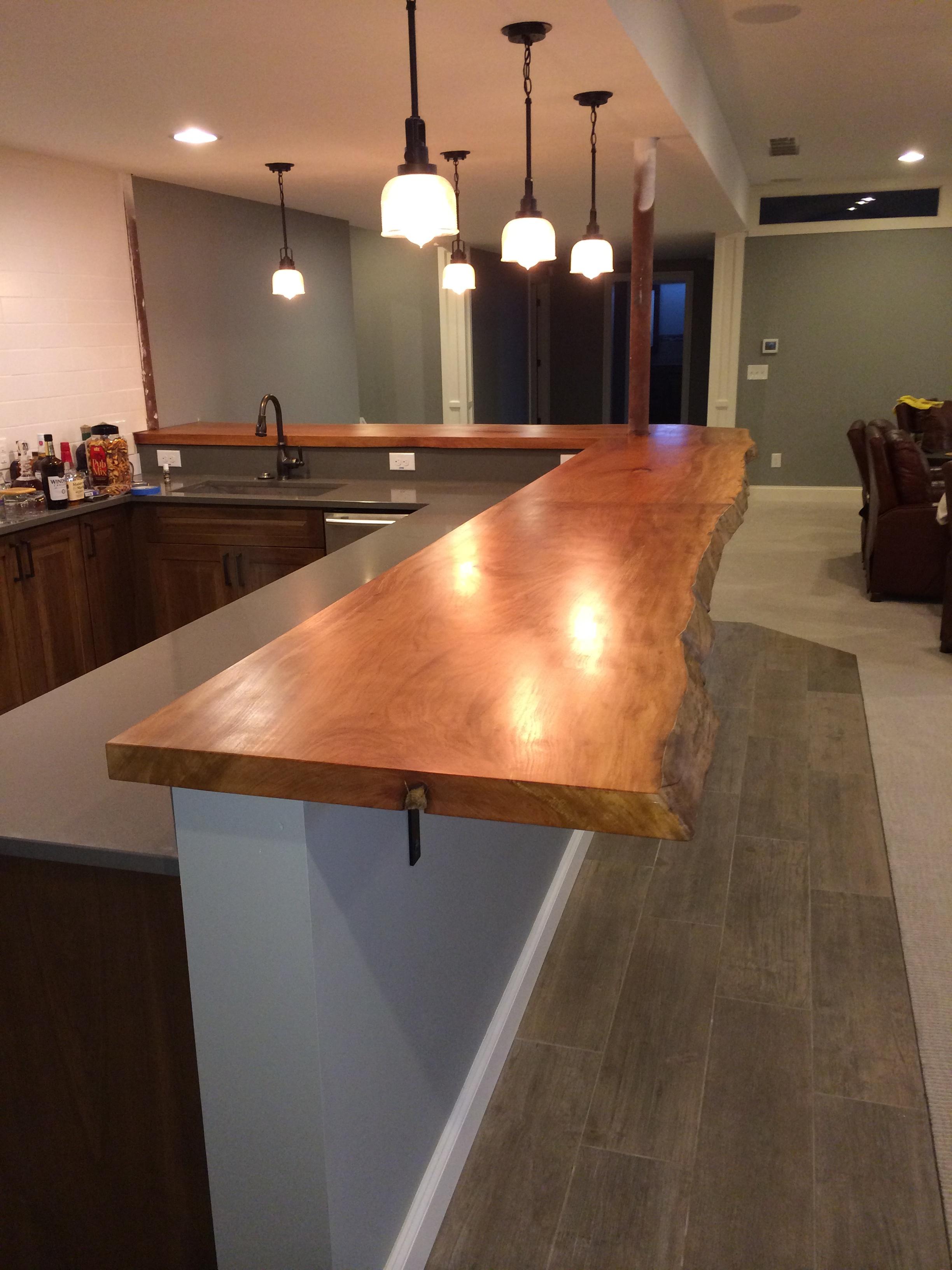 Counter  Bar Tops  Live Edge Workshop