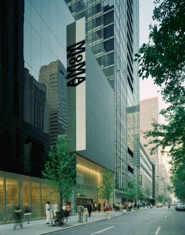 Museum Of Modern Art Nyc Timothy Hursley