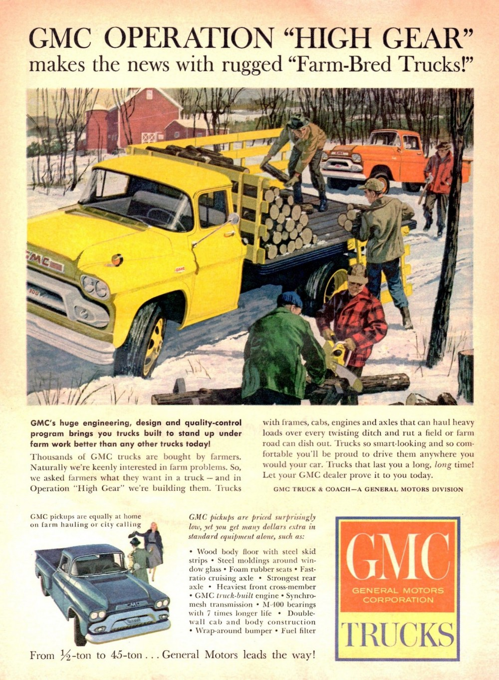 medium resolution of the chevrolet task force was chevrolet s successor to the advance design trucks the task force series ran from late 1955 second series through 1959