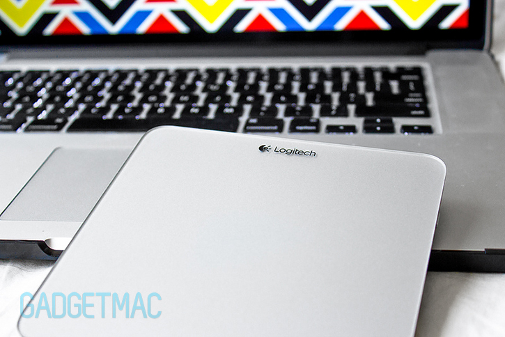 Logitech Rechargeable Bluetooth Trackpad T651 Review — Gadgetmac