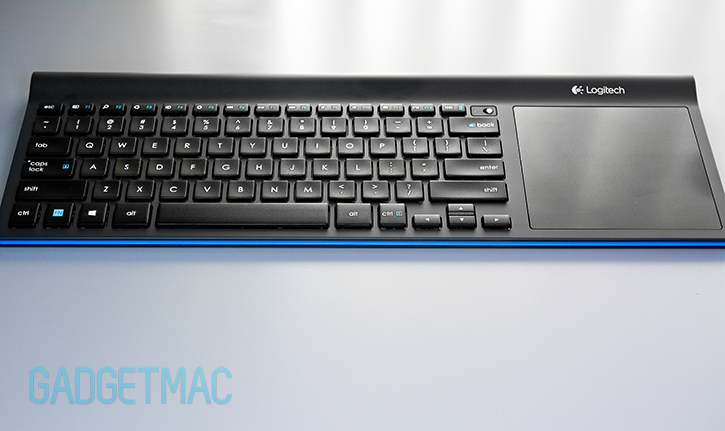 Logitech TK820 Wireless Keyboard Review  Gadgetmac