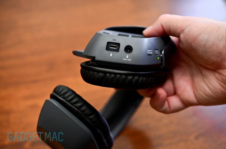 Logitech F540 Wireless Gaming Headset Review Gadgetmac