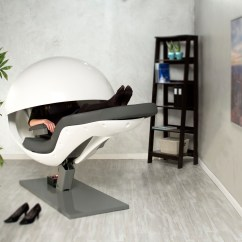Energy Pod Chair Covers Cheap Rental Metronaps 02 Woman In Energypod Jpg At Work