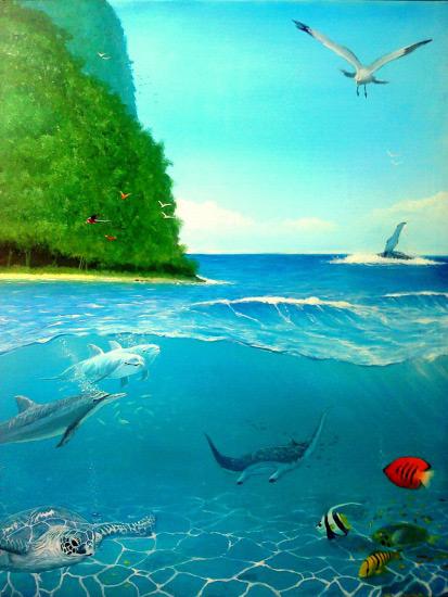 Beautiful Acrylic Art Paintings