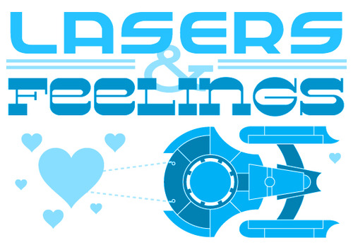 Image result for lasers and feelings