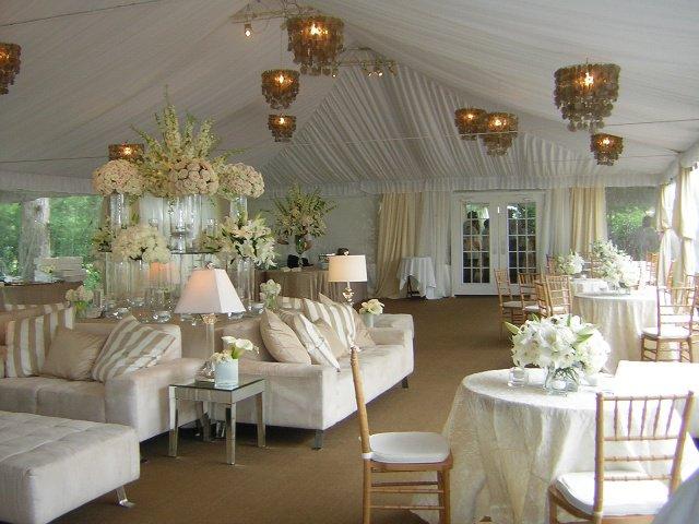 A Cocktail Style Reception Wedding  Drewsia