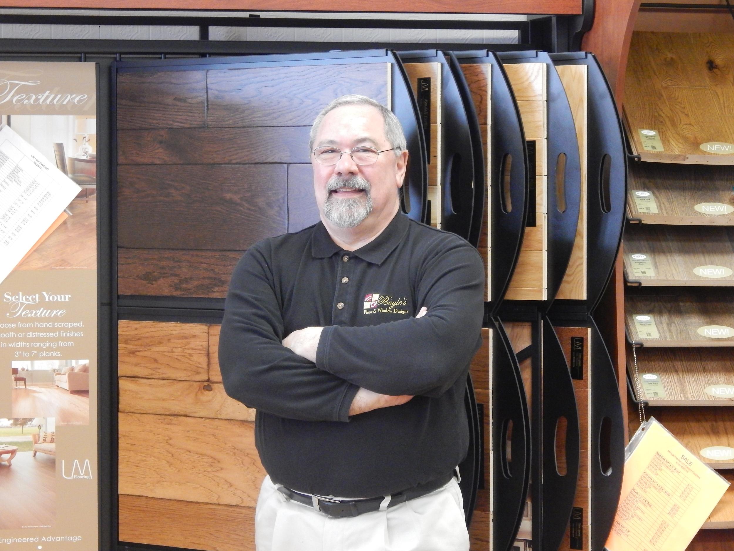 Hardwood Flooring  Boyles Floor  Window Designs