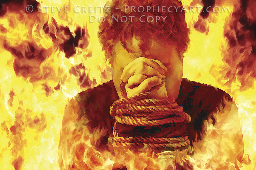 the flames hd creitz