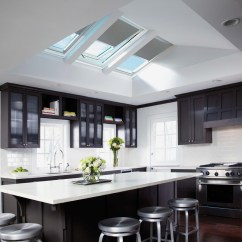 Kitchen Skylights Period Cabinets Sun Tunnels Cherry Clark Roofing Amp