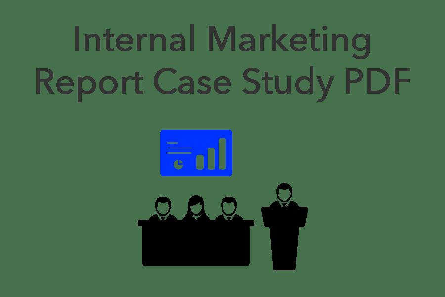 Case study marketing research pdf