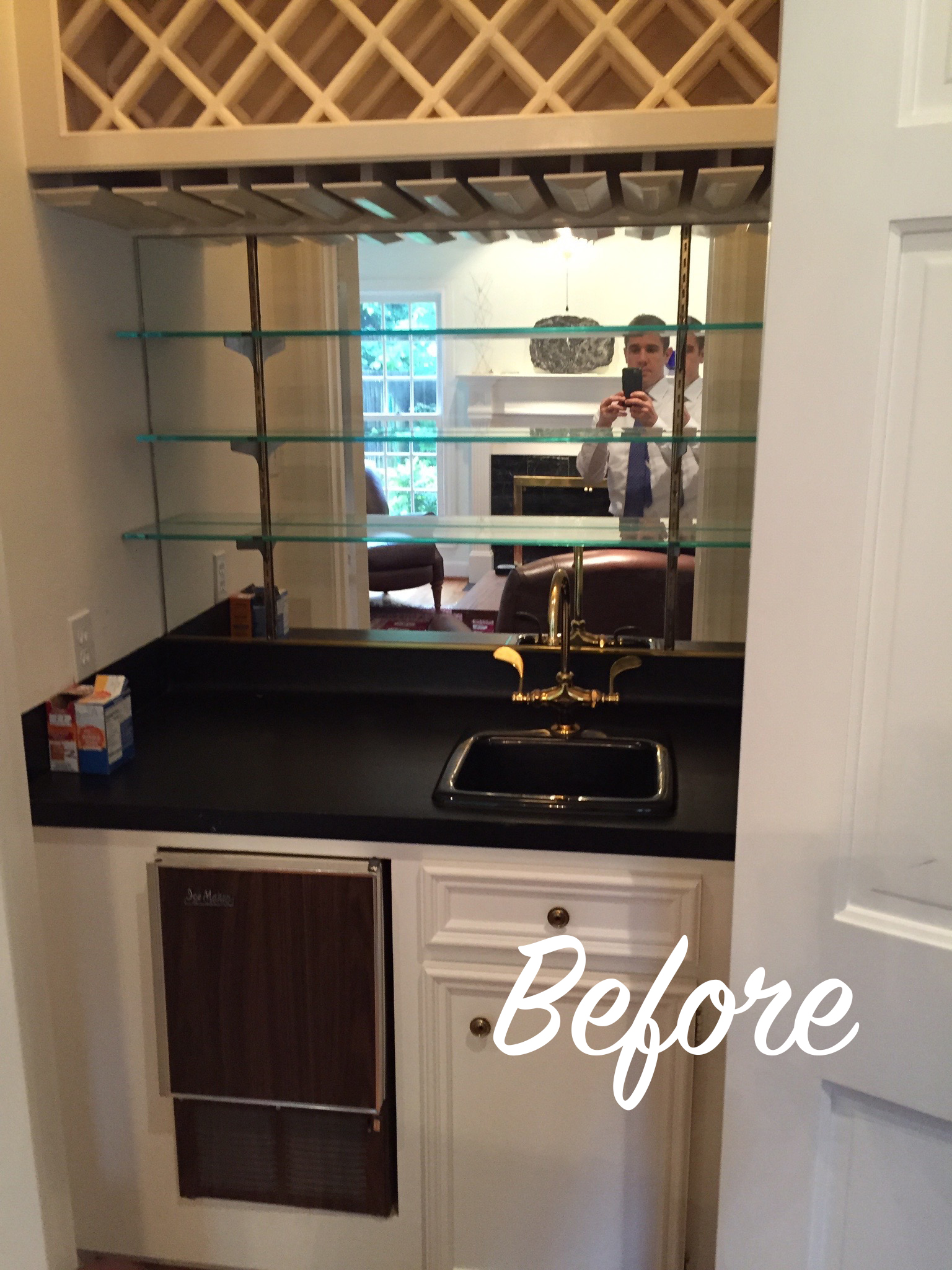 Project Update Wet Bar  Take 5
