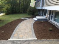 Entrances and Steps Landscaping in MA  Natural Path ...