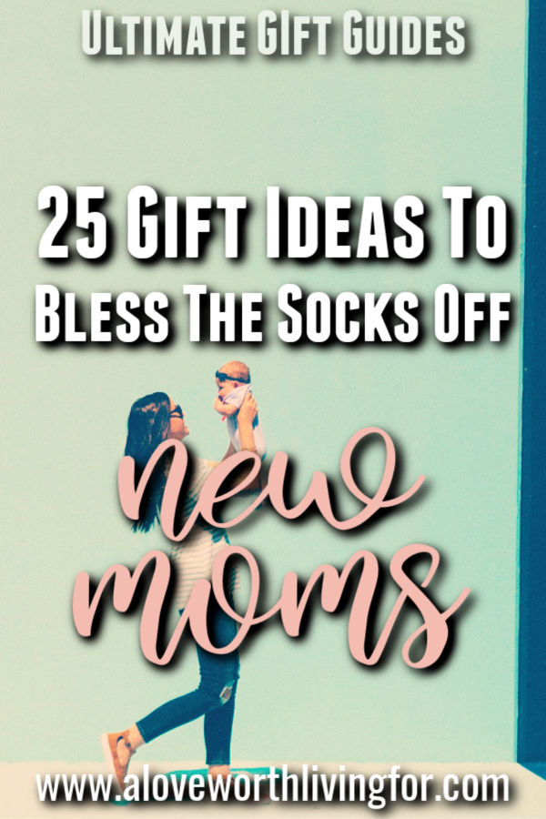 New Mother Christmas Gift Ideas