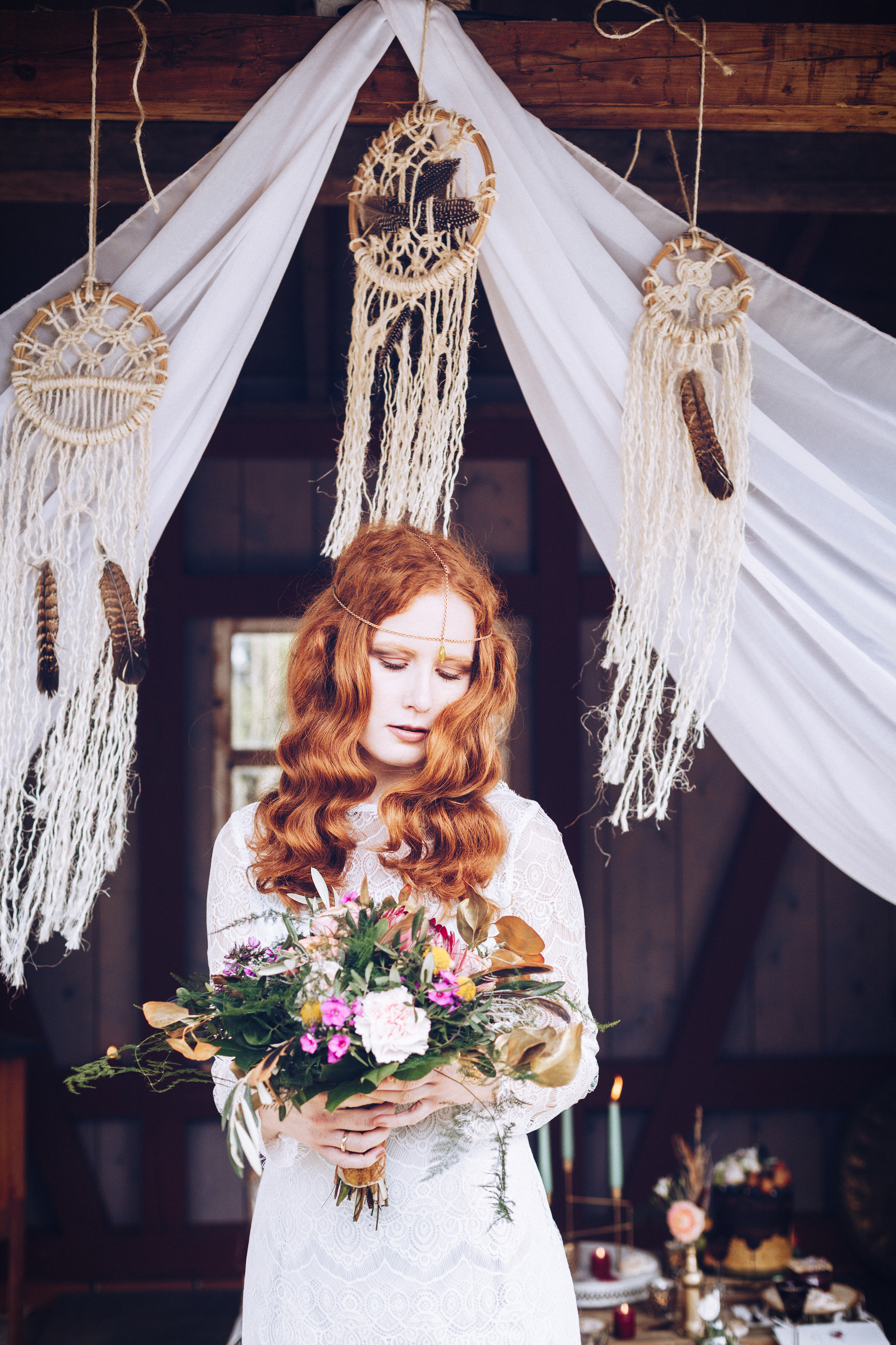 Boho Wedding  Inspirationen Für Die Perfekte Hippie