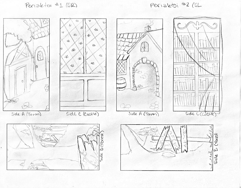 AFYP In the Moment: Set Design for Beauty and the Beast