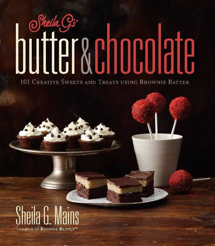 cookbook signing by brownie