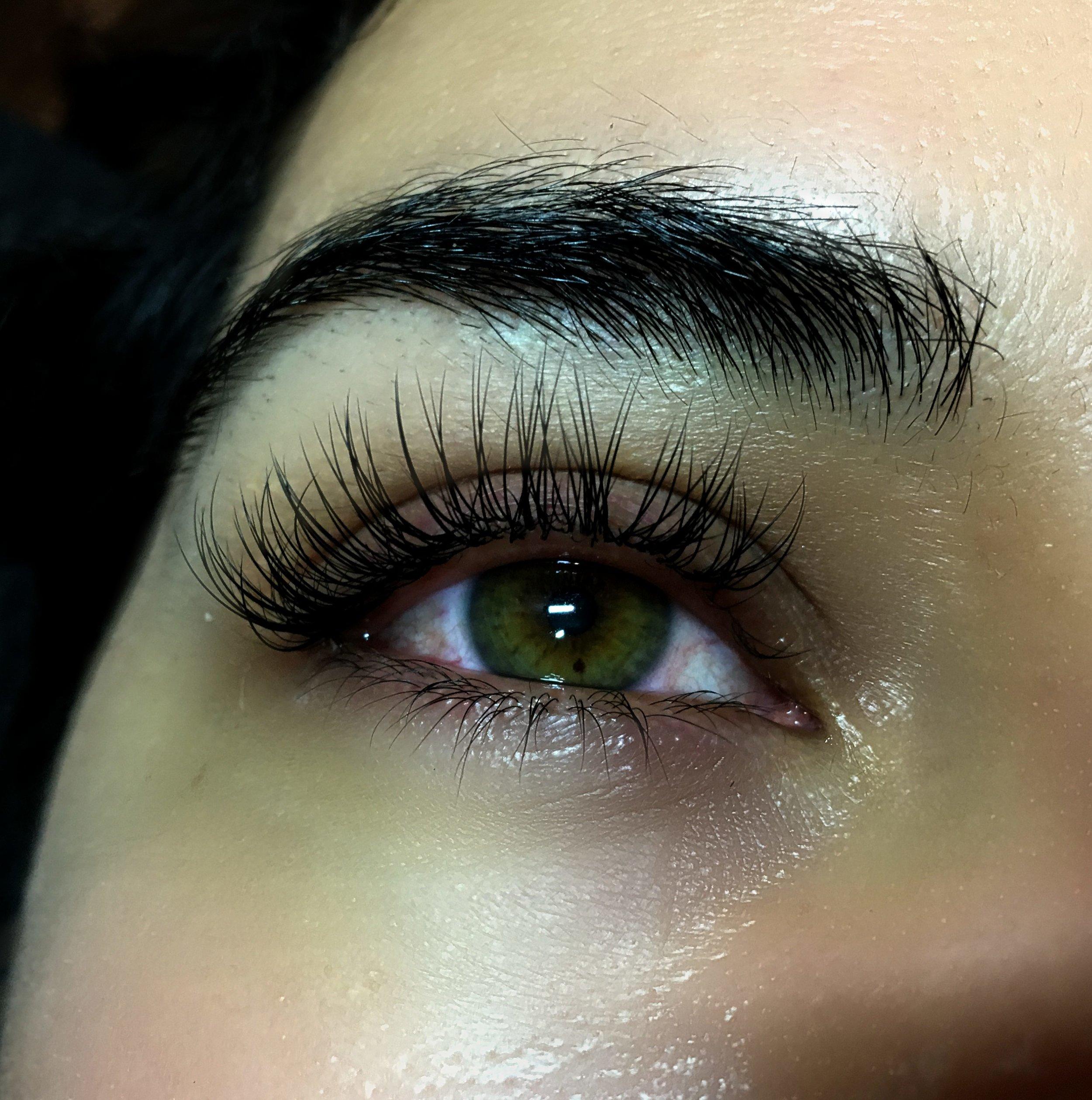 Luxe Makeup  Lash LoungeEyelash Extensions Houston Salon