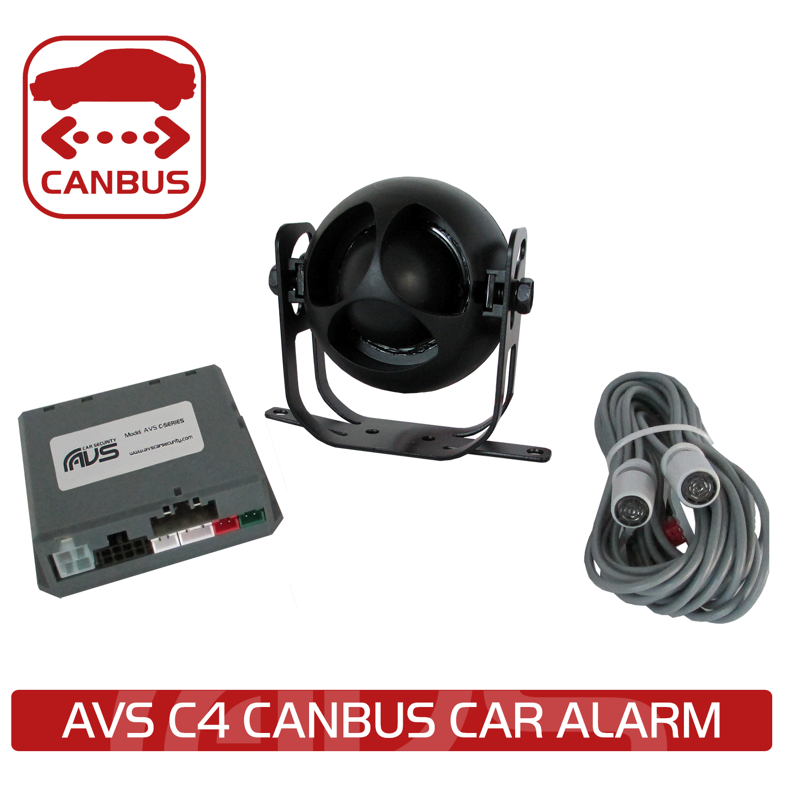 hight resolution of the avs c4 digital car alarm communicates with your vehicle s can bus platform for seamless integration into the factory system