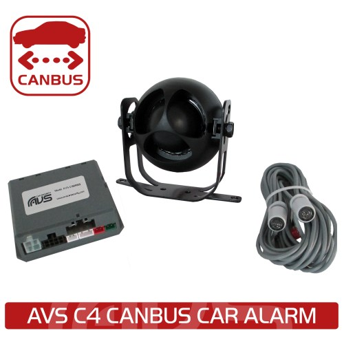 small resolution of the avs c4 digital car alarm communicates with your vehicle s can bus platform for seamless integration into the factory system