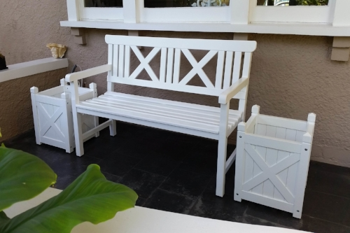 Garden Benches For Sale Australia wide delivery
