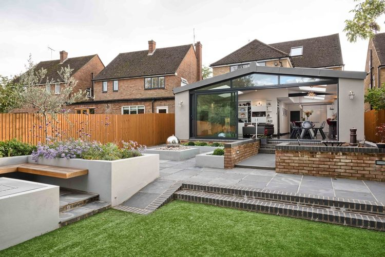 London Garden Design Cost Cuisinebois