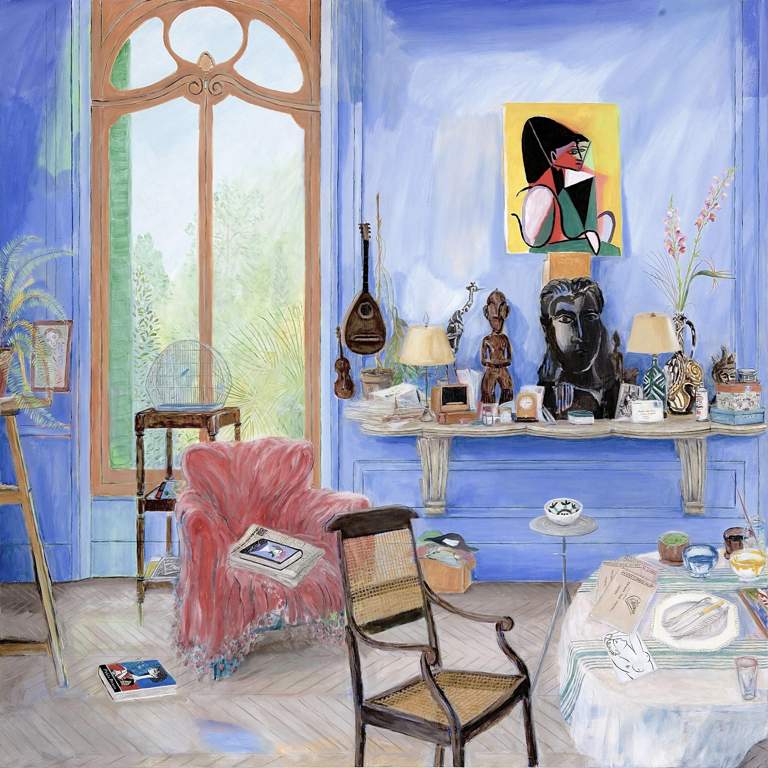 2005 Picasso' Villa Damian Elwes
