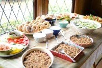 How To Host a Healthy Baby Shower Brunch: Tips & Make