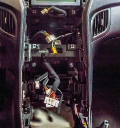 2015 hyundai genesis coupe radio removal jpg [ 843 x 1280 Pixel ]