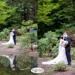 Avery's Chair Covers And More Swing Rattan Grotto Wedding + Benson Reception: Kyle & Meg — Emily Hall Photography
